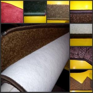 obszywanie dywanow